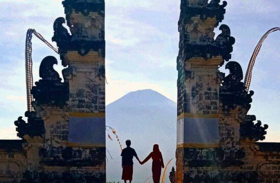 Lempuyang Temple, Enam Suaka Dunia