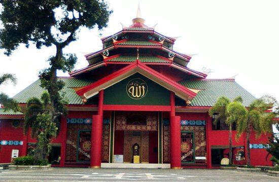 Masjid Cheng Ho, Heritage Perpaduan Cina dan Jawa