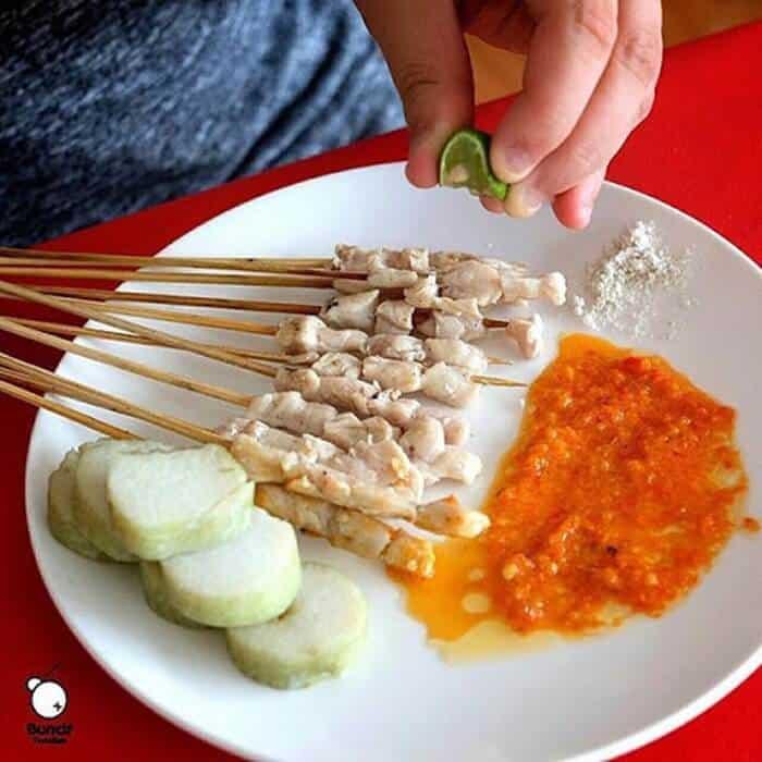Food Is Culture, Bagaimana Sate Taichan Bisa Mendunia